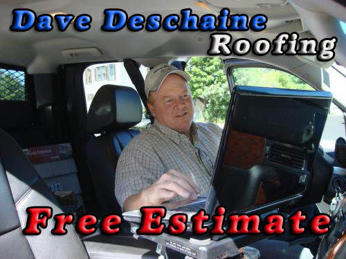 Dave Deschaine Roofing - Metal Roofing Estimate