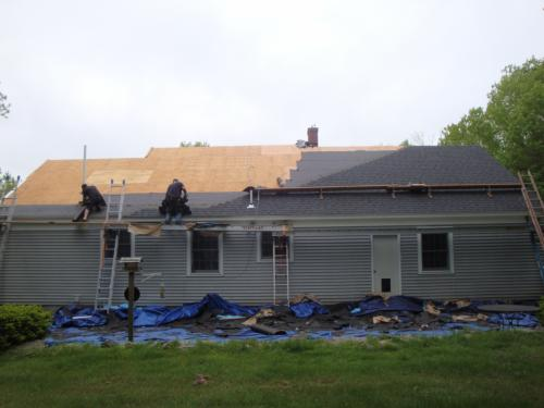 Deschaine Roofing Pownal